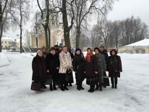 Богомолье: состоялась поездка в Калугу