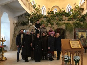 Богомолье: поездка в Сергиев-Посад