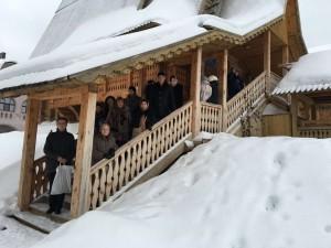 Богомолье: состоялась поездка на Сольбу