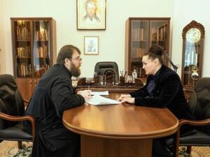 Рабочая встреча по реставрации храма 26.03.2020