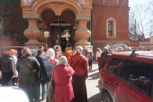 Крестные ходы на Пасхальной Седмице 2018 - Светлая Суббота