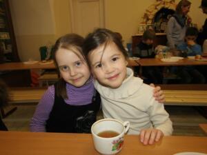 Занятие в воскресной школе 3.03.19