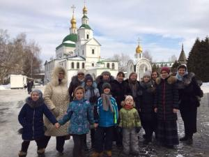 Воскресная школа Свято-Данилов монастырь