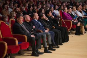Голоса памяти: невинным жертвам прошедшего века 13.11.2017